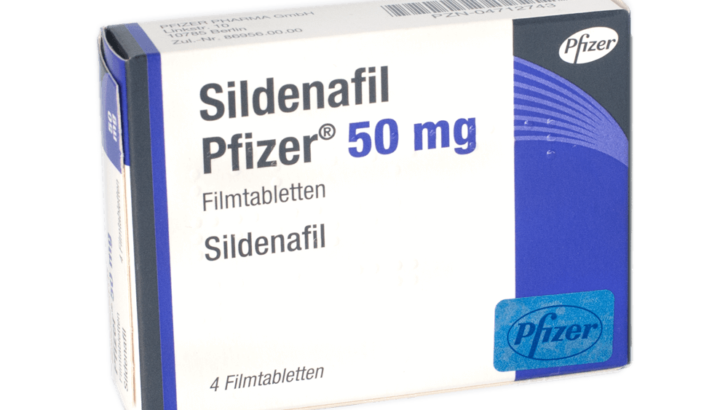 Sildenafil and Erectile Dysfunction